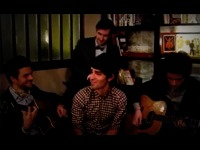 Nameless en session live: en avant la musique !