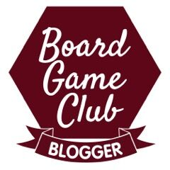 I'm Part of the Blogger Board Game Club