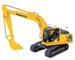 Komatsu Excavators PC220-8