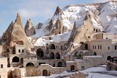(Turkey) – Fairy Chimeny Hotel in Goreme