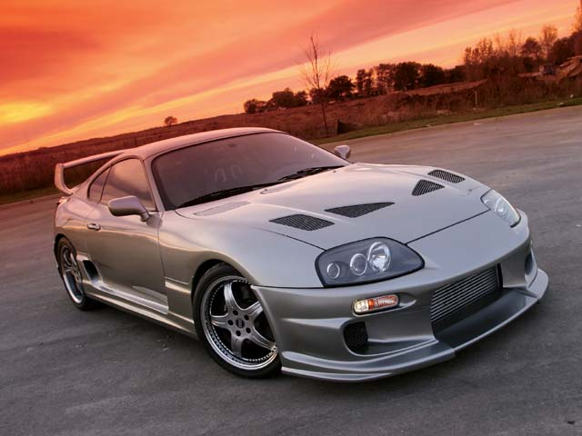 sales of the Supra in ...