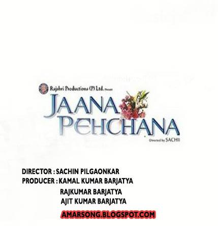 Jaana Pehchana (2011) - Bollywood Movie First Look Information