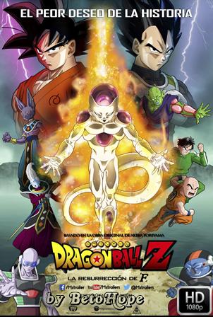 Dragon Ball Z: La Resurrección de Freezer [1080p] [Latino-Japones] [MEGA]