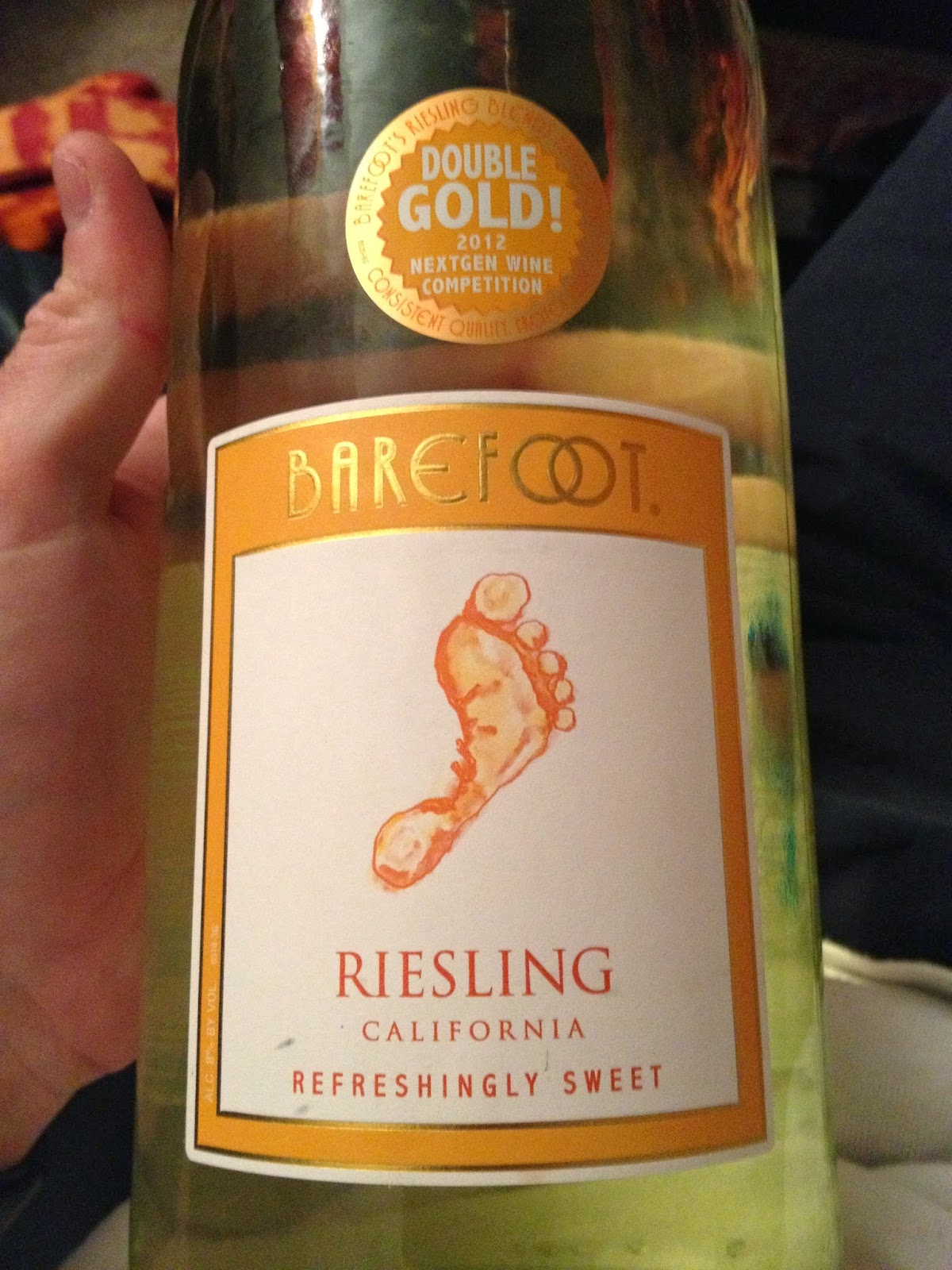 Riesling Barefoot