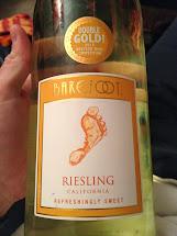 Barefoot Riesling Wine