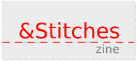 &Stitches blog button