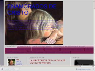 ENAMORADOS DE CRISTO