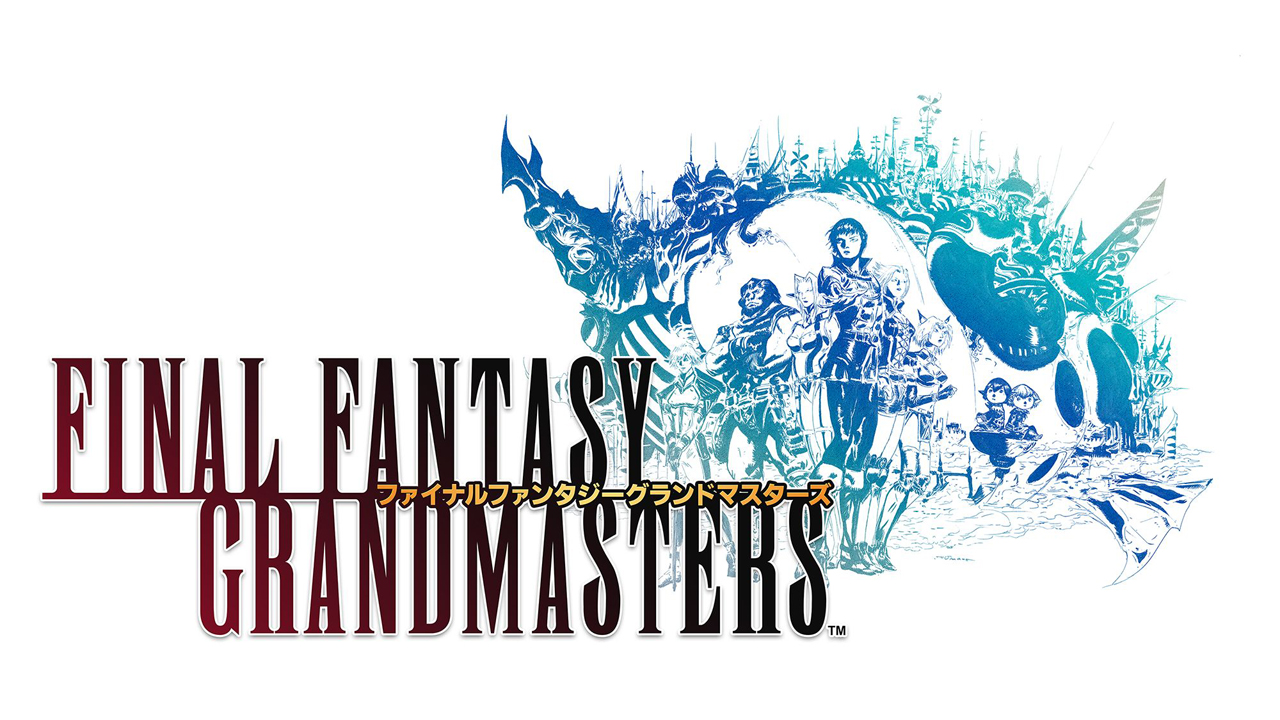 FINAL FANTASY GRANDMASTERS MMORPG Gameplay IOS / Android
