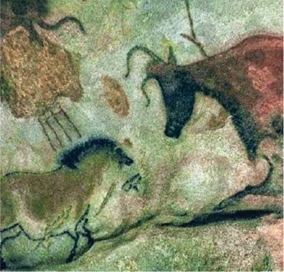 จิตรกรรมผนังถ้ำในถ้ำลาสโกซ์ (Lascaux)