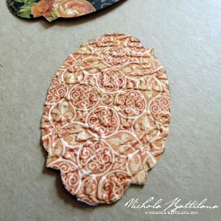 Halloween Tree Ornament Tutorial - Nichola Battilana