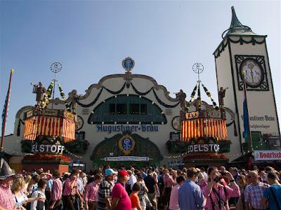 Augustiner-Festhalle - Oktoberfest de Munich