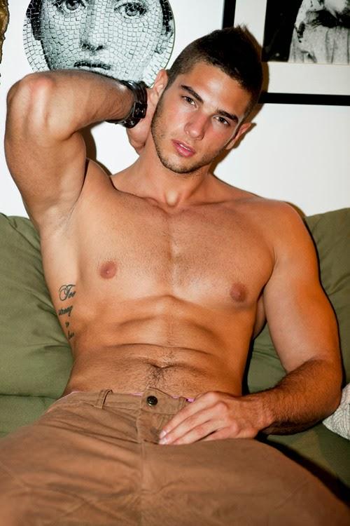 Hot nude hungarian men seems