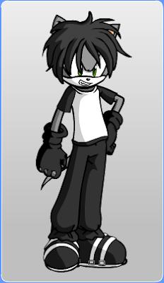 """Shensei """"Shon"""" Power The Hedgehog"""