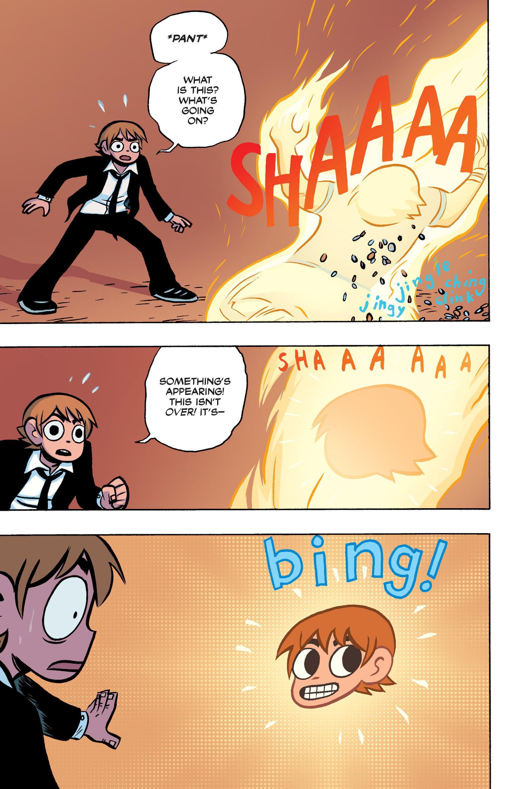 Read online Scott Pilgrim comic -  Issue #3 - 165