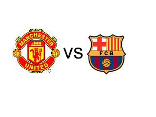 Prediksi skor Barcelona vs Manchester United 9 Agustus 2012