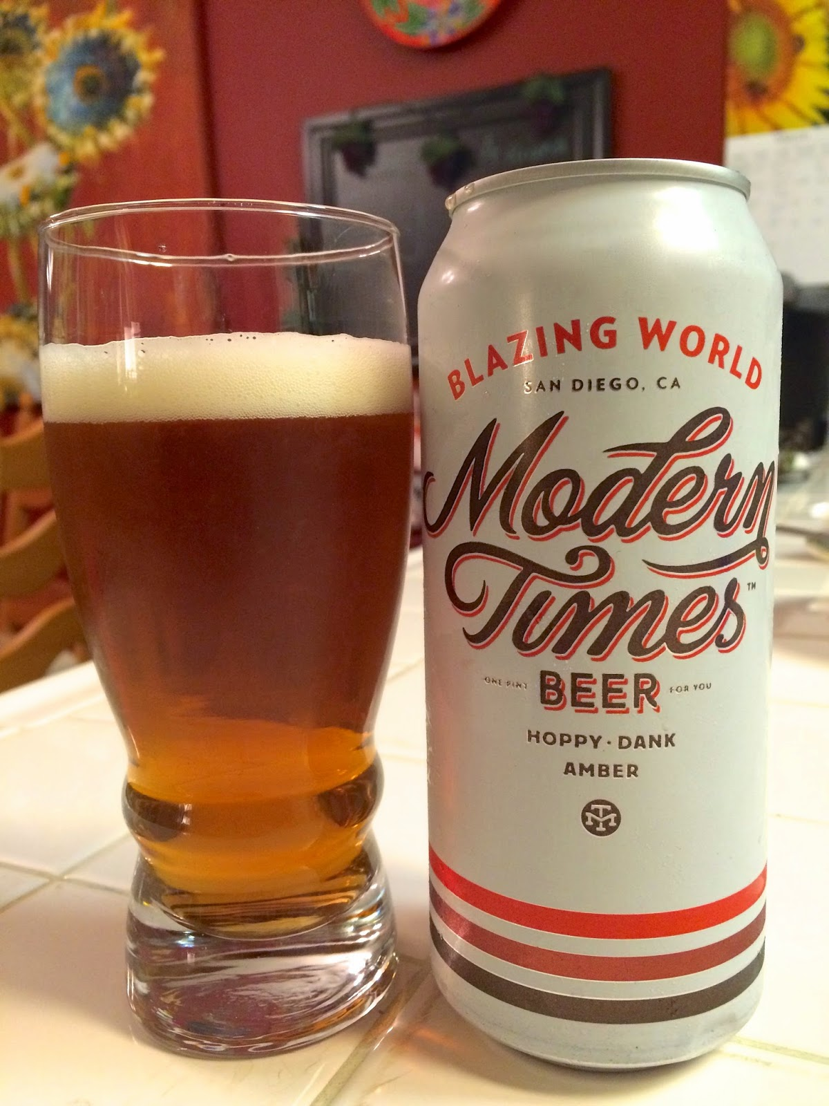 Modern Times Blazing World ale 1