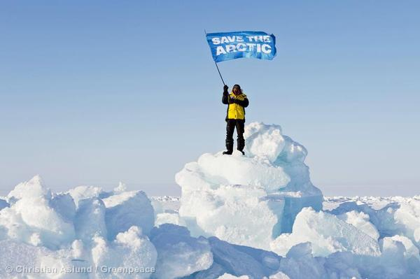 Ekspedisi Laskar Pelangi di Arktik
