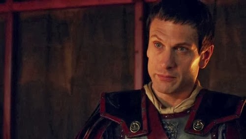 Marcus Crassus from the TV series Spartacus