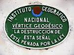 Vértices geodésicos de la provincia de Jaén
