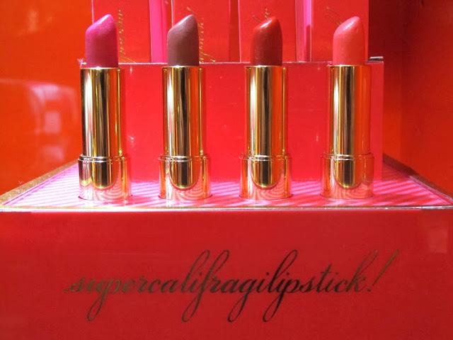 Kate Spade lipsticks