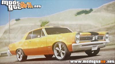 SA - Pontiac GTO 1965