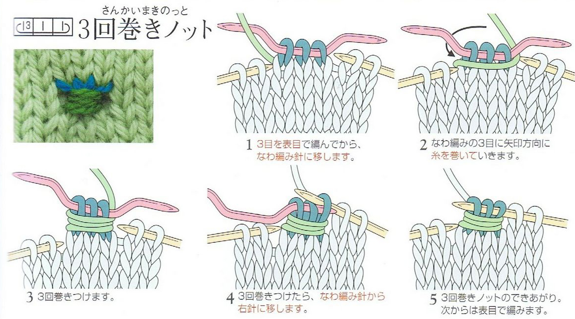 Tutorial videos: Japanese Knitting Symbols Knitting Unlimited