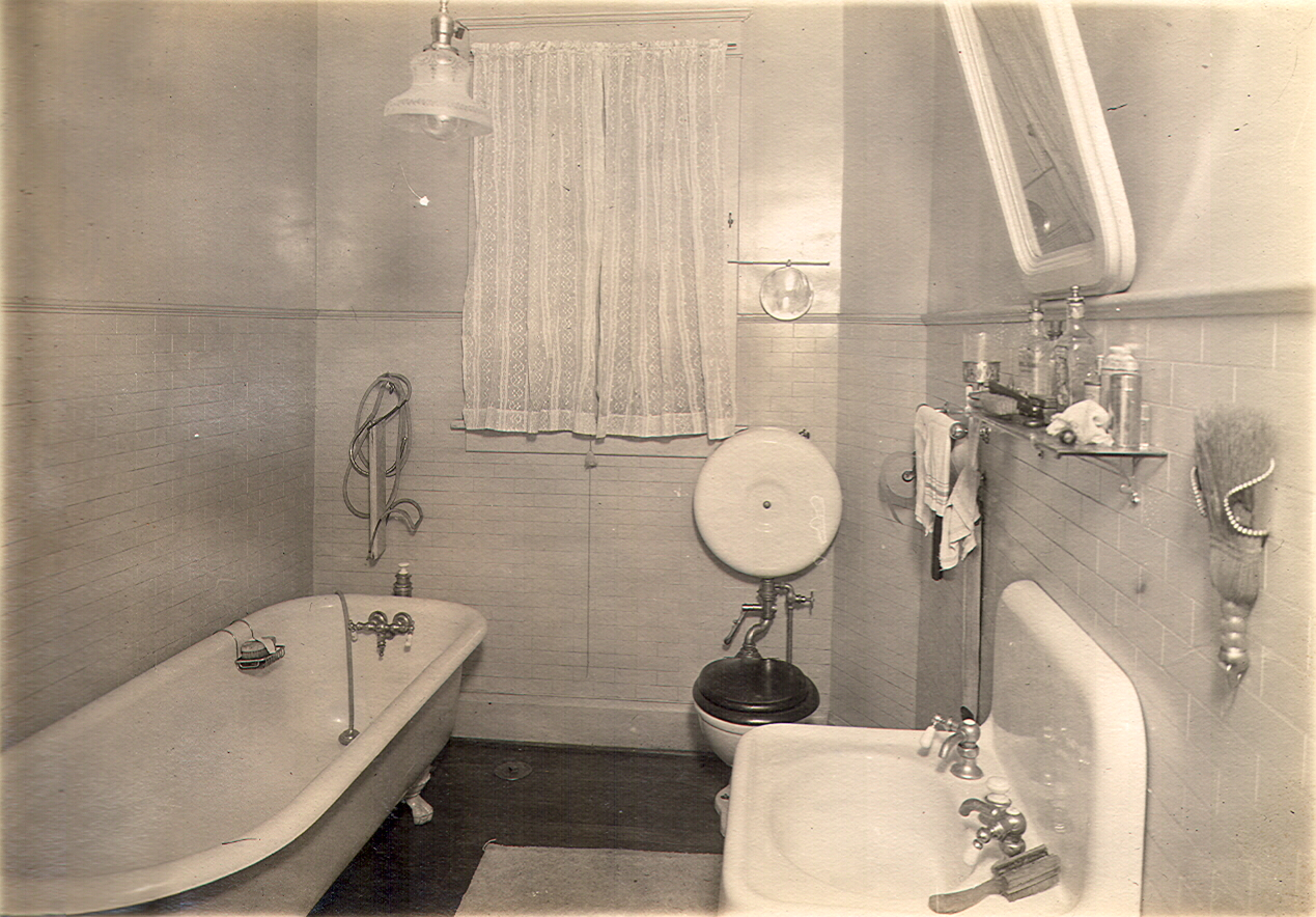 Tillman County Chronicles L T Martin Home 1912