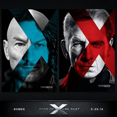 X-Men: Days of Future Past, poster