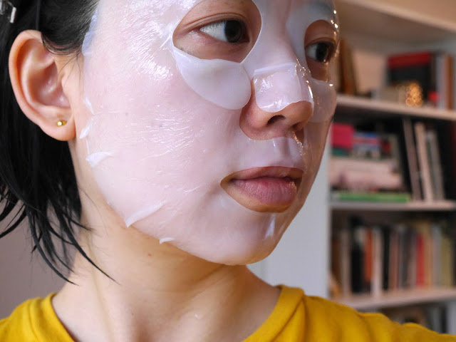 For Beloved one Extreme Hydration Mask Review