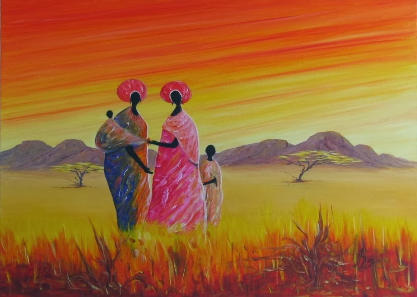 Mulheres Africanas I