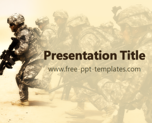 Us army powerpoint template free military powerpoint templates military powerpoint toneelgroepblik Image collections