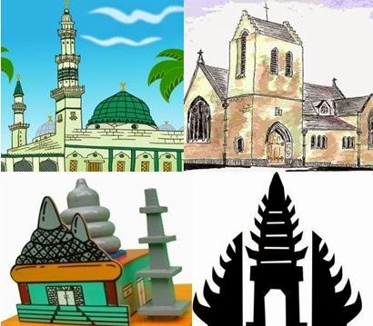 Norma Agama: Pengertian dan Contoh