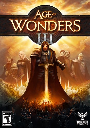 Age of Wonders 3 Golden Realms PC Full