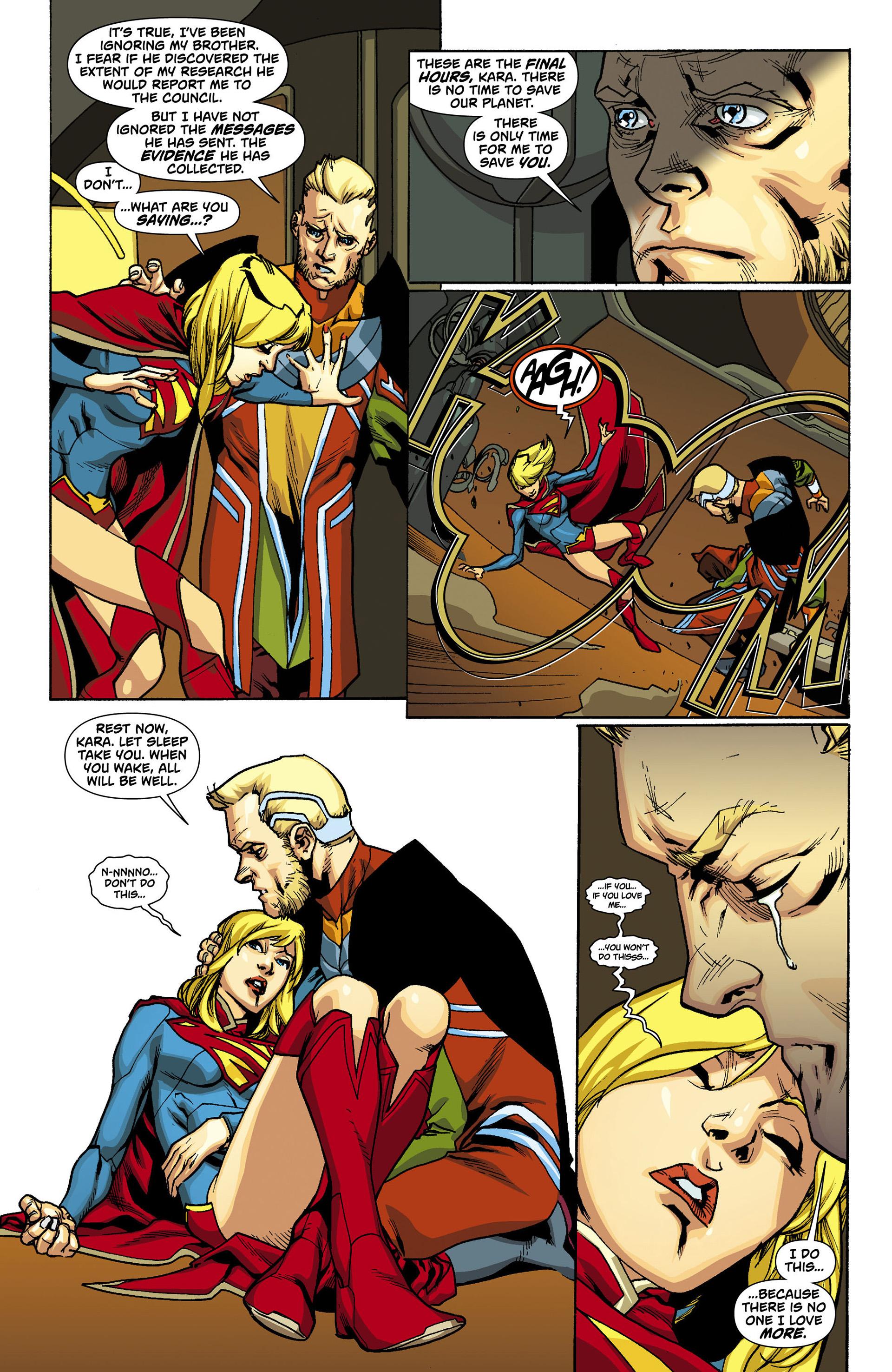 Supergirl (2011) Issue #0 #2 - English 14