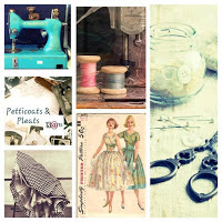 13Arts Challenge#71 - petticoats and pleats