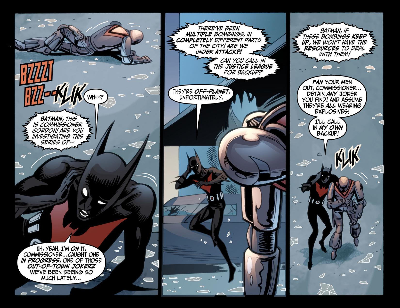 Batman Beyond (2012) Issue #12 #12 - English 11