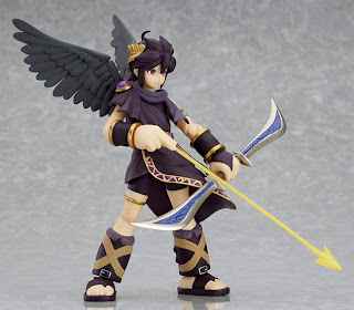 Max Factory Figma Kid Icarus: Of Myth & Monsters Pit figure