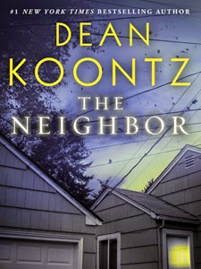 Portada original de The Neighbor, de Dean Koontz