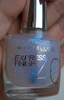 Maybelline Express Finish 40 Seconds - Cosmic Flash