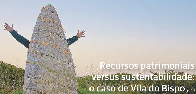 Recursos patrimoniais vs sustentabilidade: o caso de Vila do Bispo