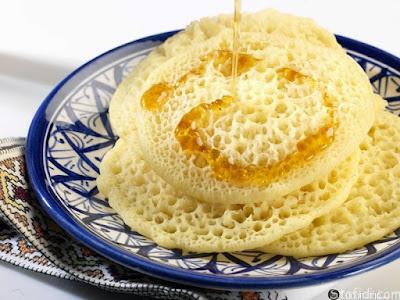البغرير التقليدي الجزائري, طريقة عمل البغرير,  البغرير التقليدي,  البغرير الجزائري,  الجزائر