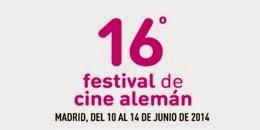 16º Festival de Cine Alemán