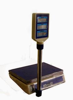 Фото еще одни электронные весы