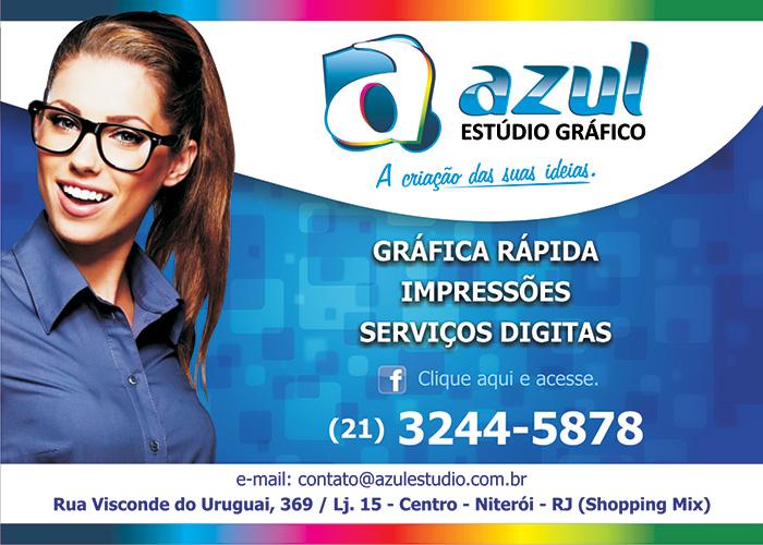 AZUL ESTÚDIO GRÁFICO