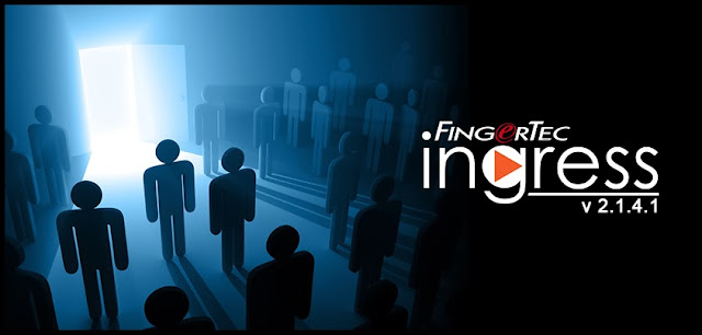 FingerTec, Ingress, software update, access control, employee management