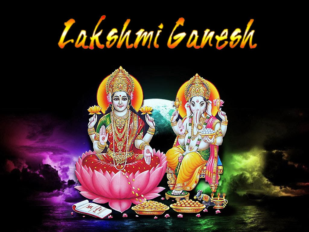 lakshmi amp ganesh wallpapers diwali special wishes images