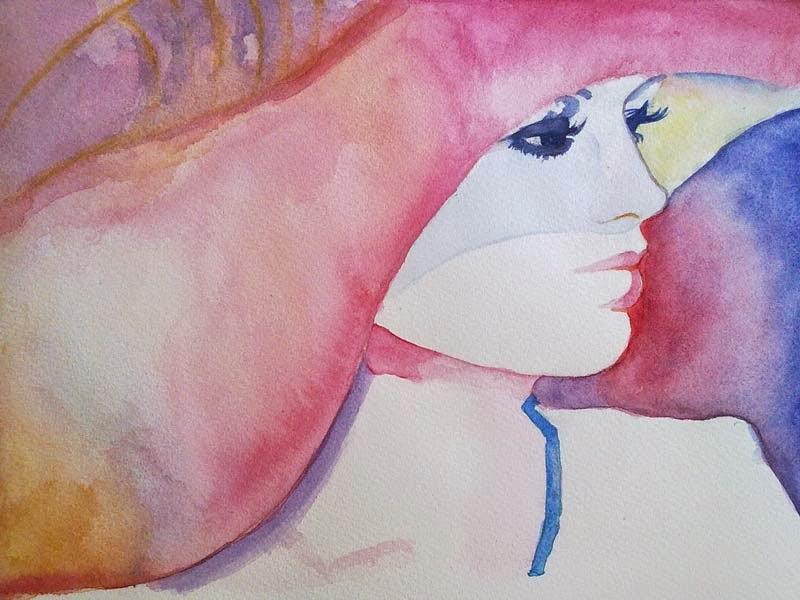 a partir de una ilustracion