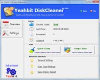 Yeahbit DiskCleaner 2.0.0
