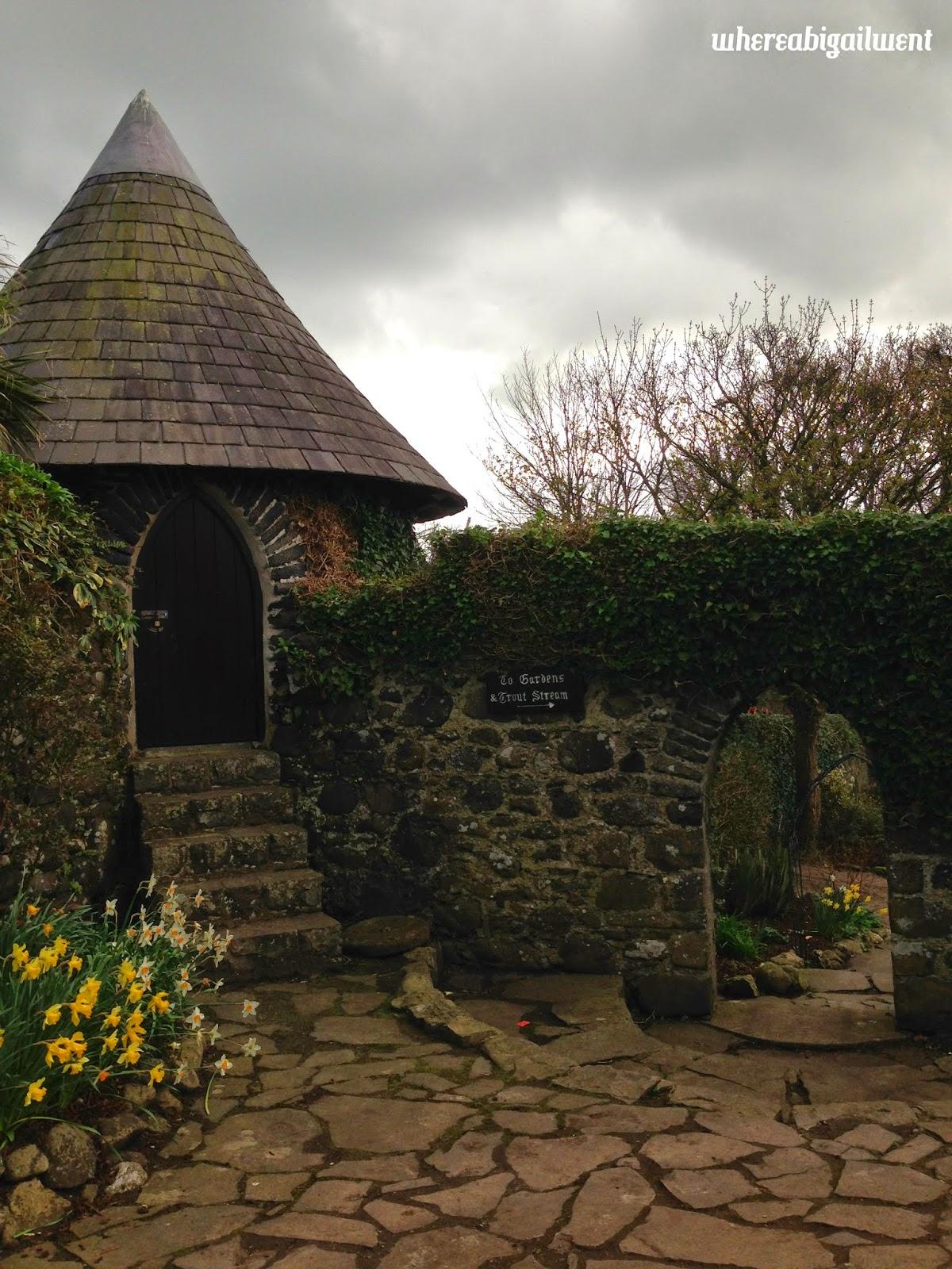 Ballygally Castle Hotel Garden