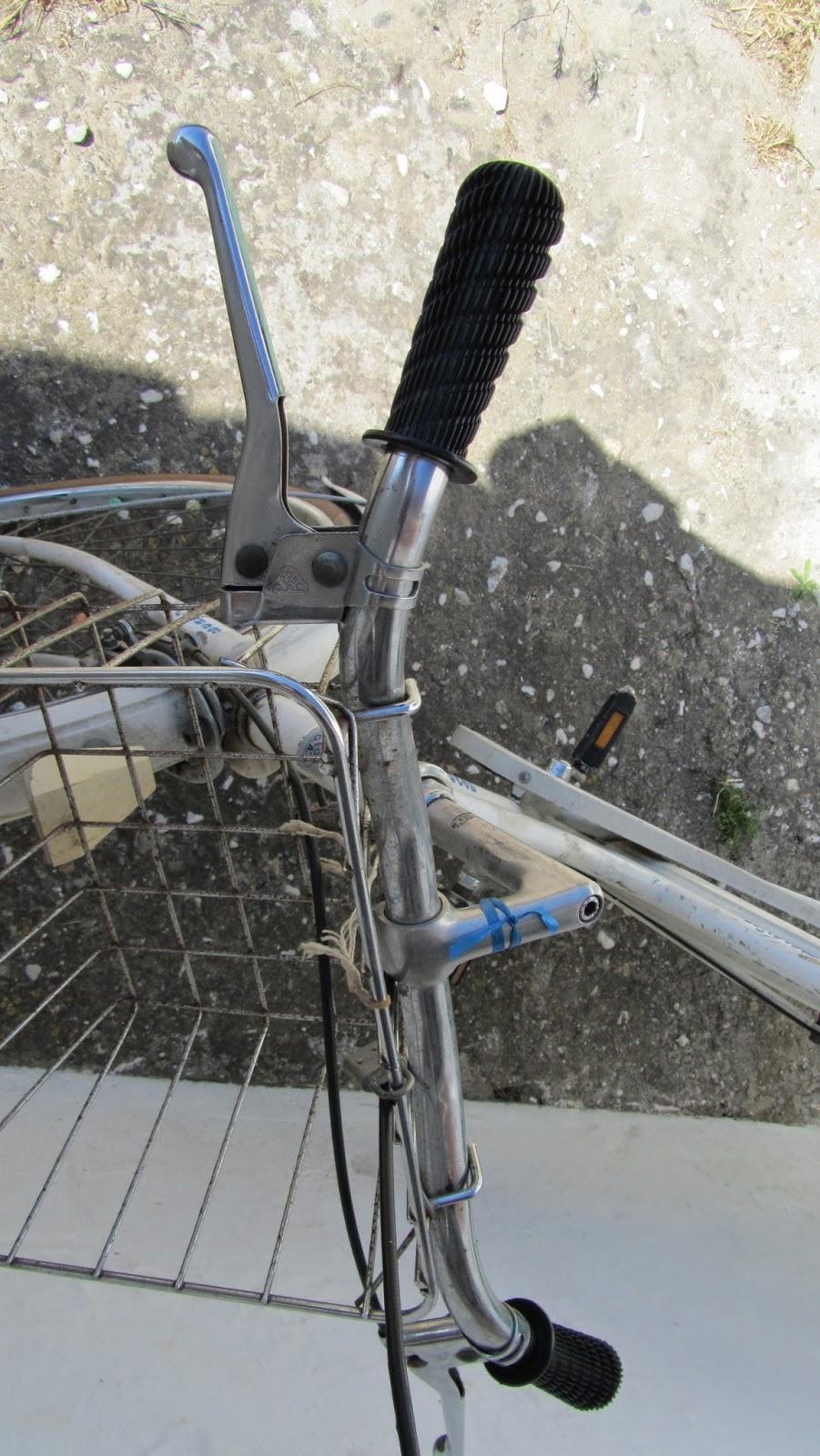 Restaurando una bicicleta vintage